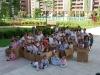 Mudanzas Montemogollón, porque los niños de Montearroyo amigos son