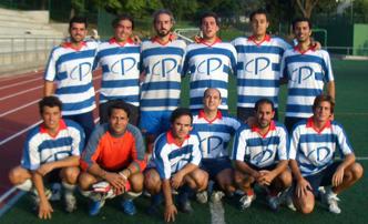 Equipo Futbol 7 CP Grupo
